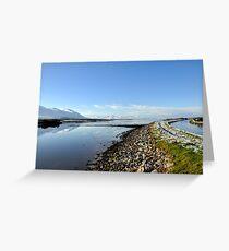 Blennerville, Kerry, Ireland Greeting Card