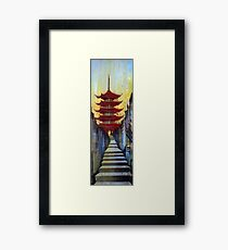 Lost City #1 Framed Print