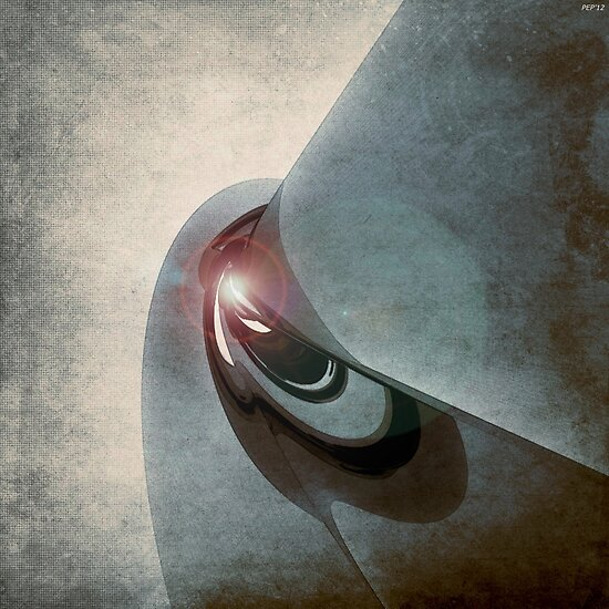 Abstract Form 7 by Phil Perkins