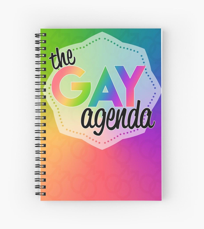 gay agenda products