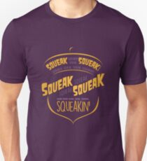 Squirrel Talk Unisex T-Shirt