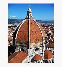 Duomo, Florence Fotodruck