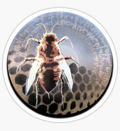 Hive Mentality LP #1 Sticker