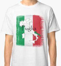 Puglia Pride Design Classic T-Shirt