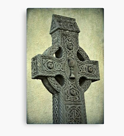 Celtic Designs Canvas Print