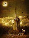 Windmill 2 by Nathalie Chaput