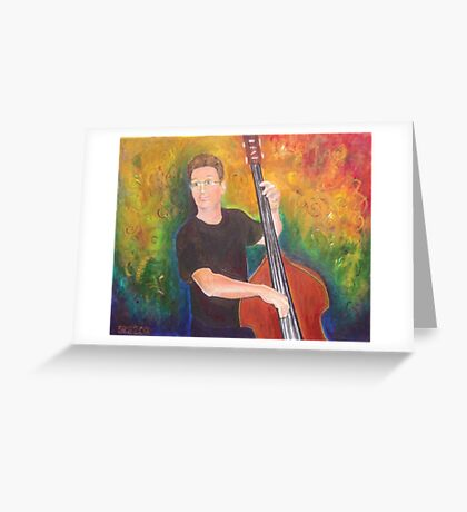 When Paul Plays Greeting Card