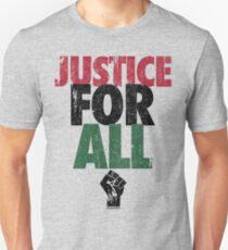 JUSTICE FOR ALL: BLACK LIVES MATTER Unisex T-Shirt