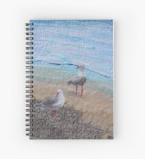 Seagull Duo Spiral Notebook