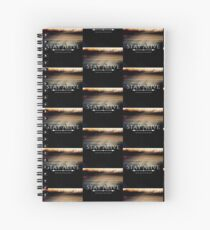 Stay Alive Spiral Notebook