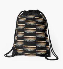 Stay Alive Drawstring Bag