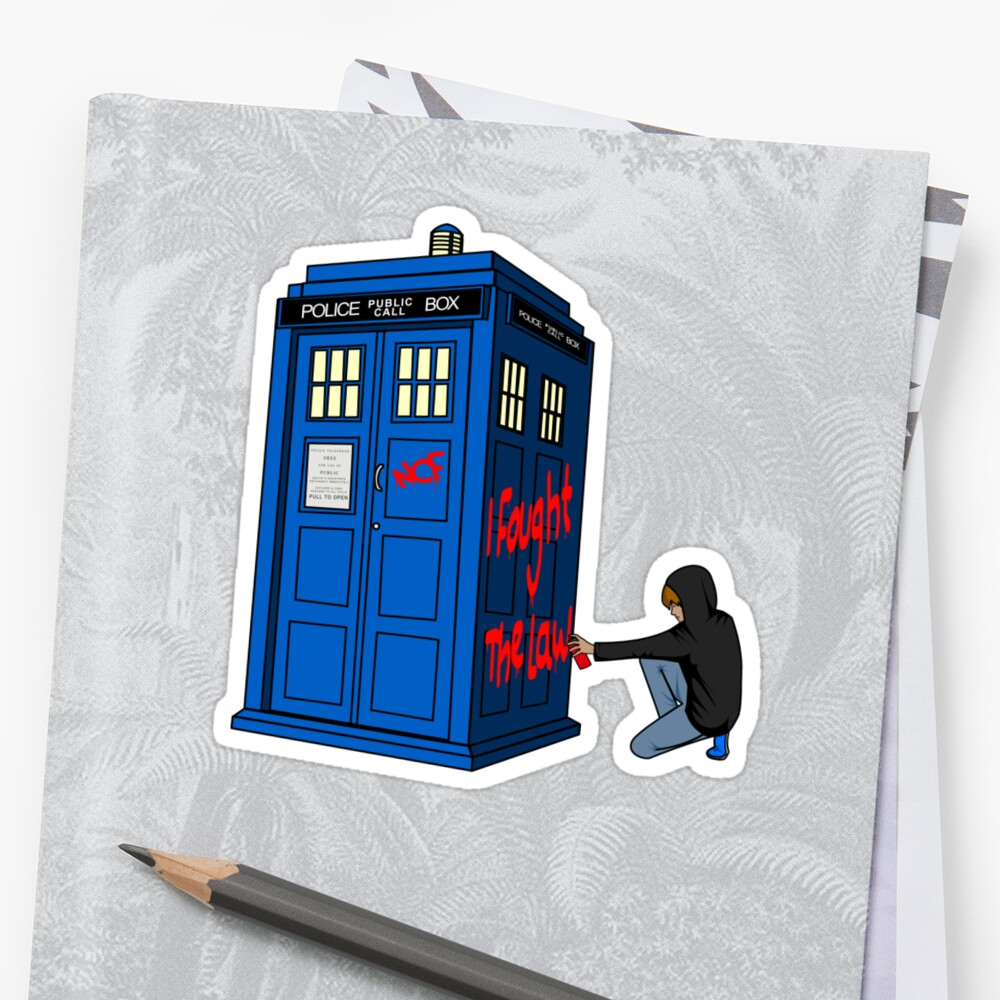 The Doctor Parked His Tardis Down Splott by Anna Beswick