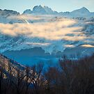 Misty Mountains by Adrian Alford Photography