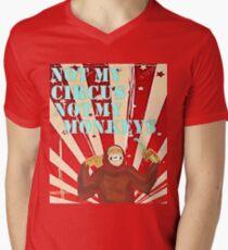 Not my circus not my monkeys Mens V-Neck T-Shirt