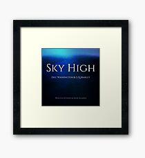 Sky High Framed Print