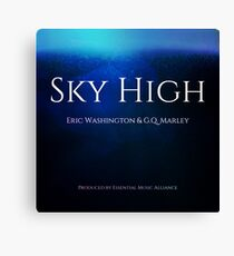 Sky High Canvas Print