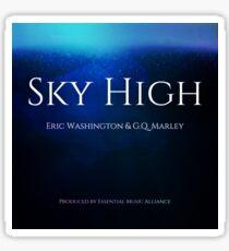 Sky High Glossy Sticker