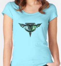 The Romulan Star Empire Women's Fitted Scoop T-Shirt