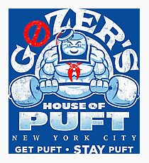 House of Puft Photographic Print