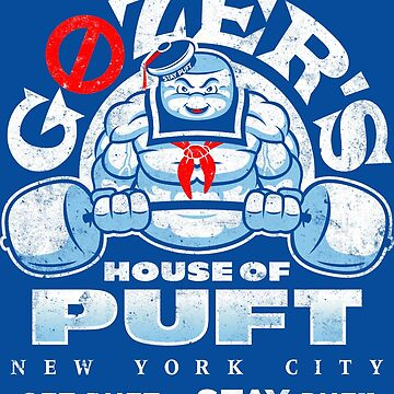House of Puft by BiggStankDogg