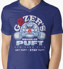 House of Puft Men's V-Neck T-Shirt