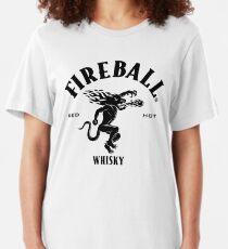 Copy of Fireball Cinnamon Whiskey Slim Fit T-Shirt