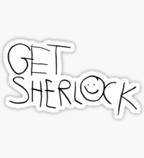 Get Sherl☺ck (Forward) Sticker
