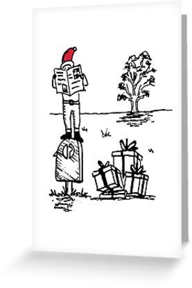 Postal Elf by Stuarty