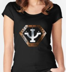The Corps is Mother, the Corps is Father Women's Fitted Scoop T-Shirt