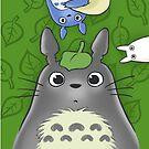 My Neighbor Totoro by StudioMarimo
