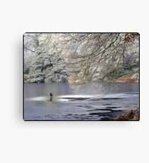 Iso-lated Canvas Print