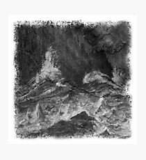 The Atlas of Dreams - Plate 7 (b&w) Photographic Print