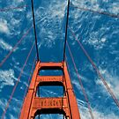 Golden Gate Bridge by Ken Scarboro