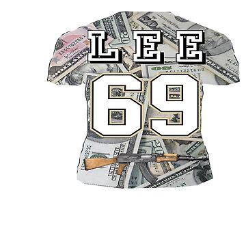 Team Lee #69 by WesleyG33