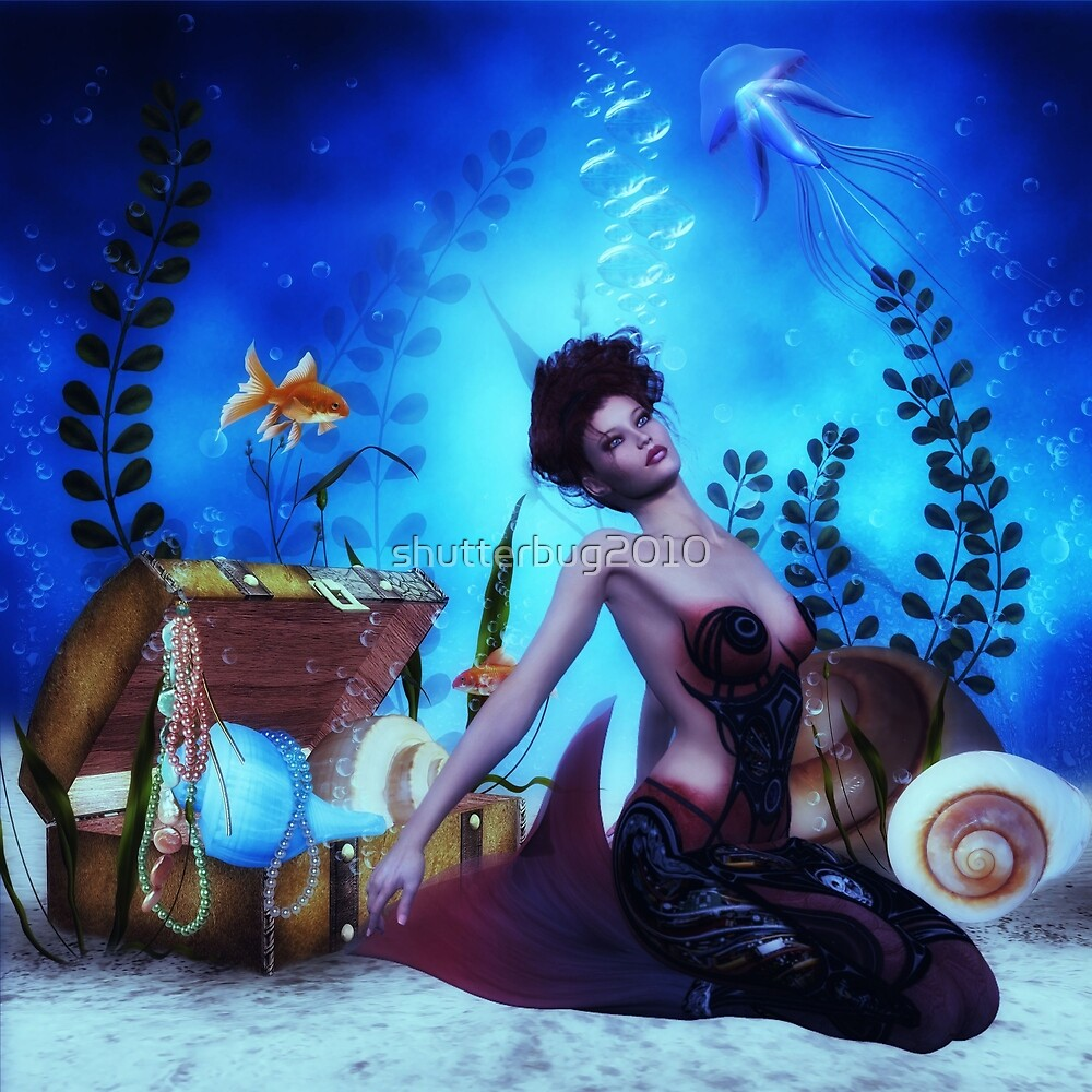 Treasures of the Deep by shutterbug2010