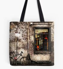 Permit Zone Tote Bag