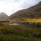 beautiful Glen Etive, Highlands by BronReid