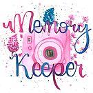 Memory Keeper von Watercolotta