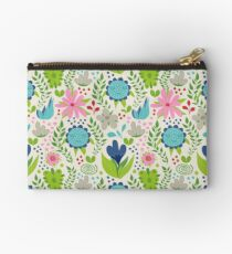 My happy garden Zipper Pouch