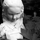 Alice in the Garden by CallinoisArt