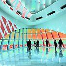 Milwaukee Museum of Art by CallinoisArt