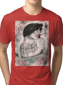 Kat Von D Tri-blend T-Shirt