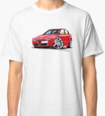 Alfa Romeo 159 Red Classic T-Shirt
