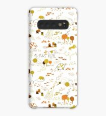Animal Pattern Series – Safari Wildlife Case/Skin for Samsung Galaxy