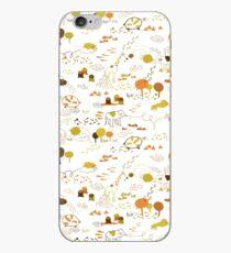 Animal Pattern Series – Safari Wildlife iPhone Case