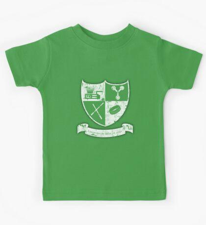 A Geek, Rampant! Kids Clothes