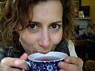 Amber Tea Time by Blake Steele