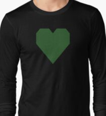 Mughal Green Long Sleeve T-Shirt