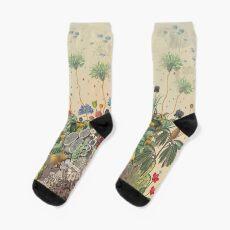 FANTASTISCHES BOTANISCHES Socken