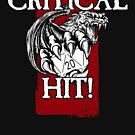 Critical Hit! by simonbreeze